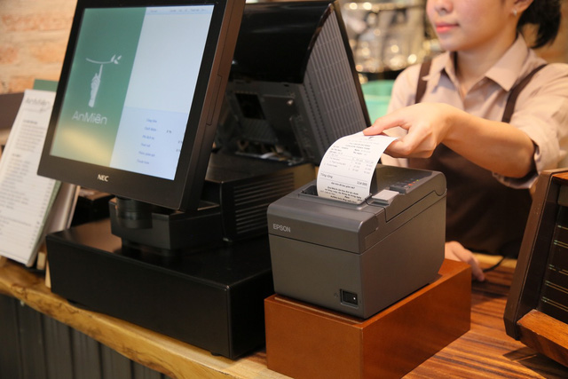 Bí quyết khi chọn mua máy in hoá đơn cho doanh nghiệp F&B - Ảnh 1.