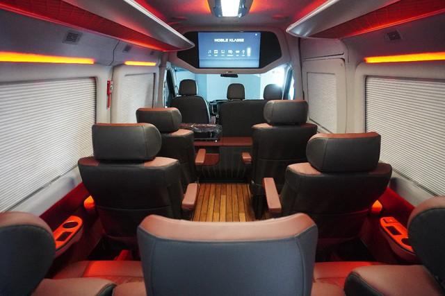 Noble Klasse Solati S11: Bản độ Limousine mang phong cách Hàn Quốc tại Việt Nam - Ảnh 2.