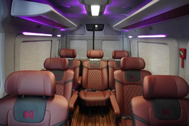 Noble Klasse Solati S11: Bản độ Limousine mang phong cách Hàn Quốc tại Việt Nam - Ảnh 3.
