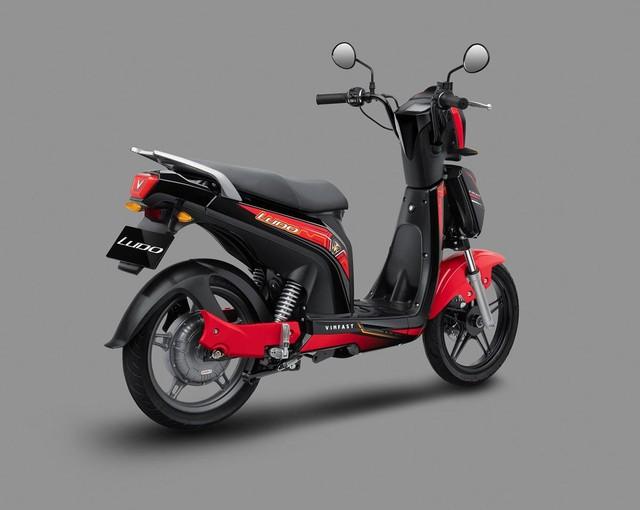 VinFast Impes và Ludo - Bộ đôi xe máy điện 'quốc dân' của Việt Nam - Ảnh 3.