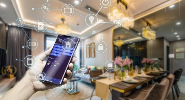 Trải nghiệm công nghệ thông minh ở căn hộ Smart Home – Smart Living tại Sunshine City Sài Gòn - Ảnh 2.