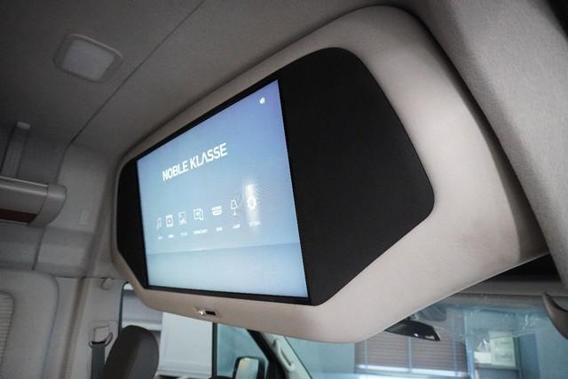 Noble Klasse Solati S11: Bản độ Limousine mang phong cách Hàn Quốc tại Việt Nam - Ảnh 5.