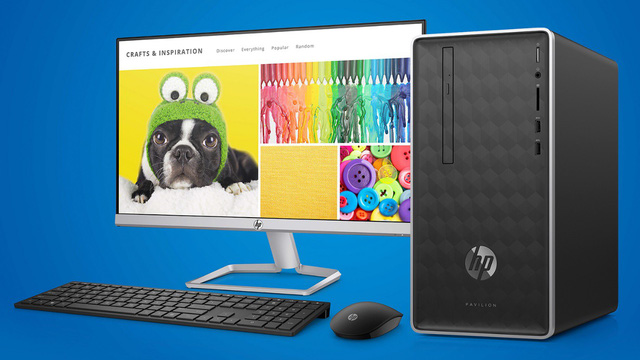 HP Pavilion 590-p0118d and HP Pavilion 590-p0114d - Perfect solution for stylish users - Photo 2.