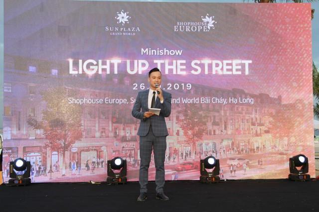 """Khởi động chuối sự kiện """"Light up the street"""" bên cung đường biển đẹp nhất miền Bắc - Ảnh 2."""