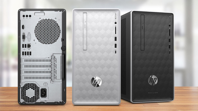 HP Pavilion 590-p0118d and HP Pavilion 590-p0114d - Perfect solution for stylish users - Photo 4.