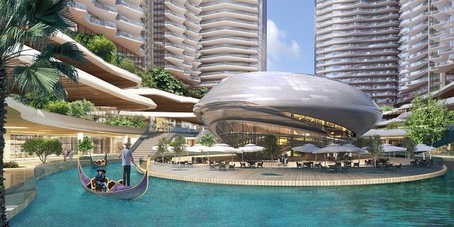 Khu nghỉ dưỡng phức hợp đa tiện ích Integrated Resort gây chú ý tại thị trường bất động sản Nha Trang - Ảnh 1.