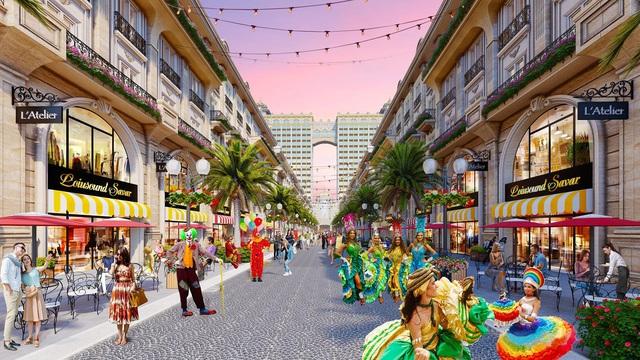 Premium Shophouse phố đi bộ Royal Vạn Phúc: Sinh lời kép từ vị trí - Ảnh 1.