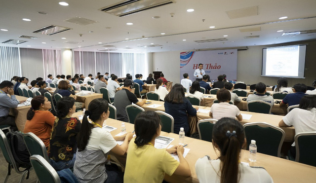 Ngành giày dép Việt Nam tăng tốc - Ảnh 2.