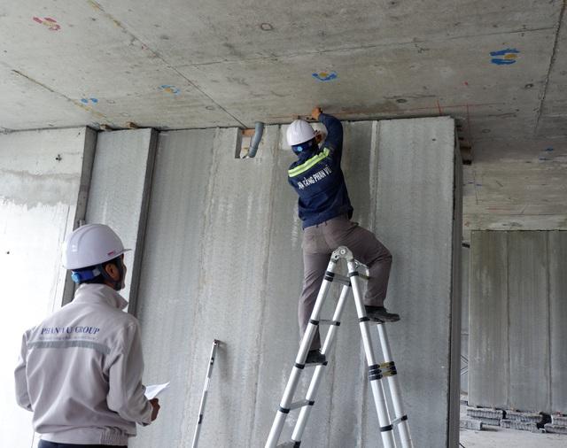 Tấm tường đúc sẵn Eurowall Phan Vũ vượt lên trên các loại vật liệu xây dựng truyền thống - Ảnh 2.