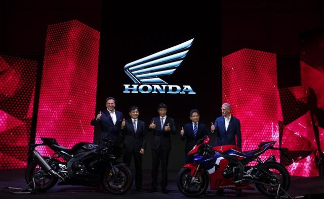 Chiêm ngưỡng 5 xe máy mới của Honda ra mắt tại EICMA 2019 - Ảnh 1.