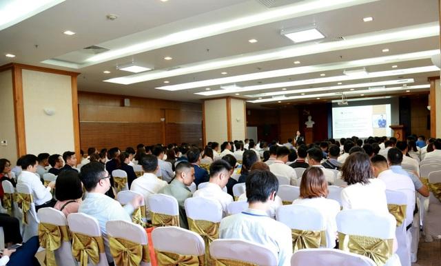 Tập đoàn Nam Cường tổ chức Lễ ký kết phân phối dự án Anland Lakeview - Ảnh 1.