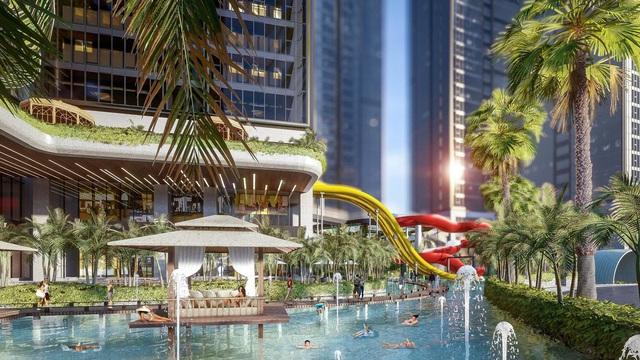 Sunshine Group triển khai tổ hợp resort giữa hồ nhân tạo lớn bậc nhất Sài Gòn - Ảnh 7.  Sunshine Group triển khai tổ hợp resort giữa hồ nhân tạo lớn bậc nhất Sài Gòn photo 7 15735435260341104083310