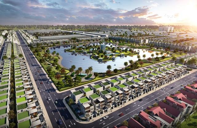 Cà Mau nâng tầm với mô hình đô thị hiện đại - Ảnh 2.