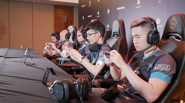 Vòng bảng M1 World Championship 2019 - Tuyển Mobile Legends: Bang Bang Việt Nam xếp hạng 2 bảng A - Ảnh 7.