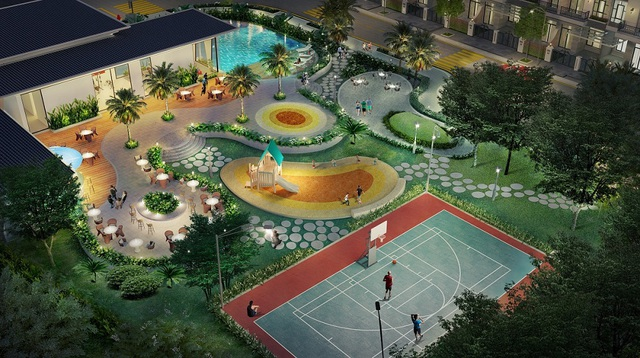 Verosa Park – không gian sống xanh lý tưởng cho cư dân thành đạt - Ảnh 2.