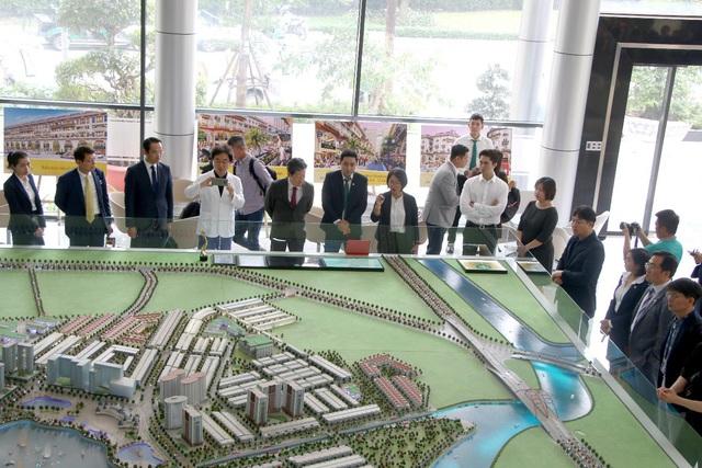 Hiệp hội Doanh nghiệp TP.Daegu Hàn Quốc mở đường đầu tư vào Khu đô thị Vạn Phúc - Ảnh 1.