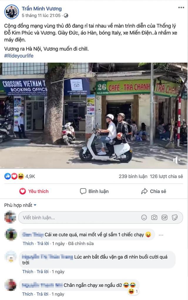 Liên tục xuất hiện, xe điện YADEA gây tò mò với người dân Việt - Ảnh 2.