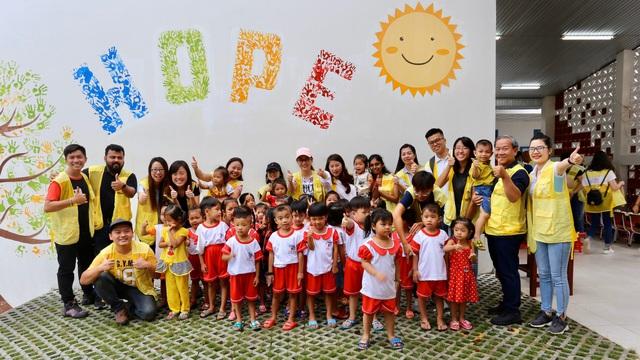 Khánh thành trường mẫu giáo CapitaLand Hope thứ 2 ở Việt Nam - Ảnh 2.