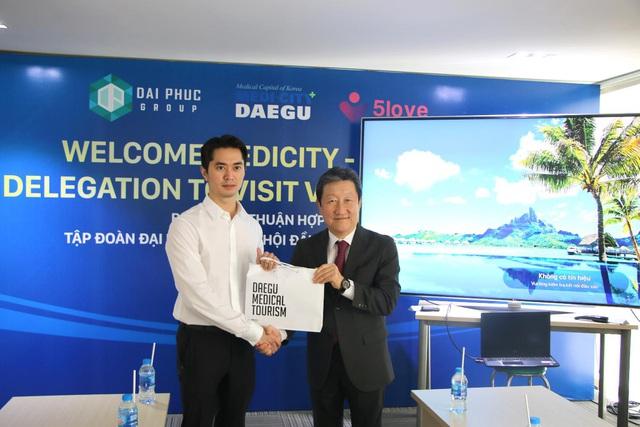 Hiệp hội Doanh nghiệp TP.Daegu Hàn Quốc mở đường đầu tư vào Khu đô thị Vạn Phúc - Ảnh 2.