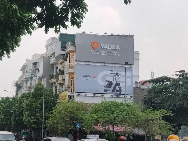 Liên tục xuất hiện, xe điện YADEA gây tò mò với người dân Việt - Ảnh 3.