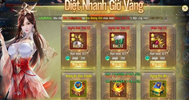 Kiếm Ma 3D tiếp tục mang đến giải đấu tranh bá hấp dẫn mang tên U Vương Chi Chiến – Lãnh Địa Phân Tranh - Ảnh 3.