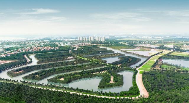 """Lễ kí kết dự án """"Biệt thự đảo Ecopark Grand – The Island Giai đoạn 2"""" có gì đặc biệt? - Ảnh 1."""