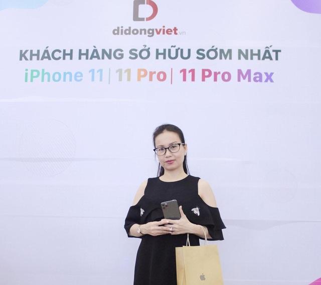 3 ngày cuối tuần, iPhone 11 Pro Max VNA giảm đến 4 triệu đồng tại Di Động Việt - Ảnh 5.