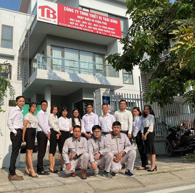 Công ty TNHH thiết bị Thái Bình - Đơn vị phân phối máy giặt công nghiệp uy tín tại Việt Nam - Ảnh 1.