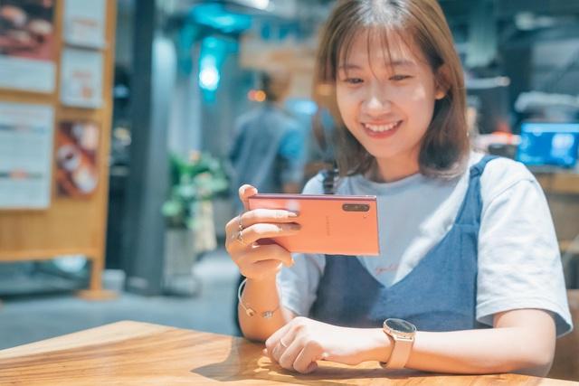 Nghe hai iFan lâu năm chia sẻ câu chuyện dám thay đổi với Galaxy Note10 - Ảnh 4.