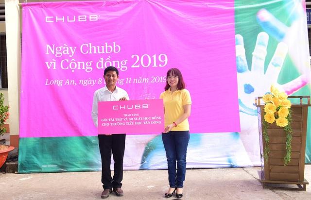 """Lan tỏa nét đẹp văn hóa doanh nghiệp trong """"Ngày Chubb vì Cộng đồng 2019"""" - Ảnh 2."""