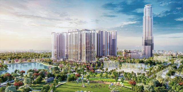 Thiên Bảo Land và Starlandlink liên minh đón tòa tháp mới Eco Green HR3 đẹp nhất dự án - Ảnh 2.