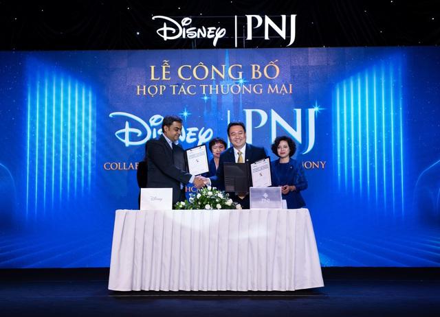 """Cú huých từ cái bắt tay giữa PNJ và """"gã khổng lồ"""" giải trí Walt Disney - Ảnh 2."""