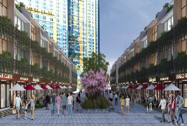 Shophouse Thanh Thủy thu hút dòng vốn đầu tư cuối năm 2019 - Ảnh 1.