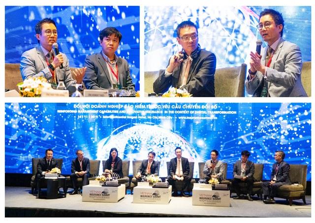 Manulife Vietnam - Nhà tài trợ Kim Cương tại Diễn đàn và Triển lãm quốc gia về Bảo hiểm Việt Nam 2019 - Ảnh 1.