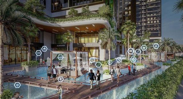 TP HCM sẽ có dự án căn hộ thông minh như trong phim giả tưởng - Ảnh 1.