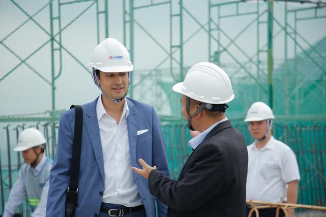 Best Western Premier Sapphire Ha Long cất nóc, đảm bảo tiến độ an tâm nhà đầu tư - Ảnh 1.