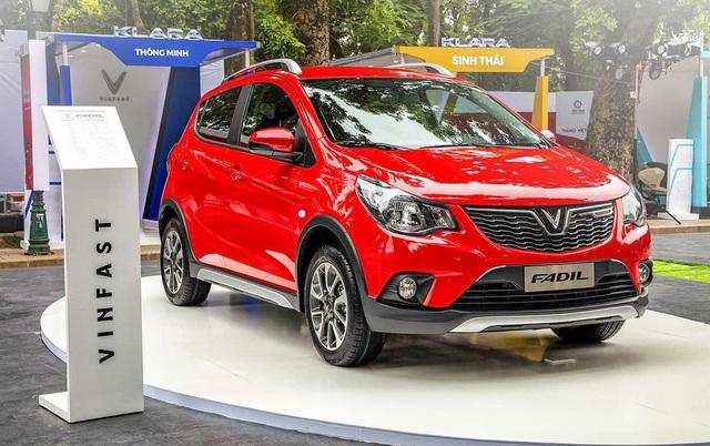 VinFast tung ưu đãi khủng cho khách hàng mua xe Fadil: Miễn phí lãi vay 2 năm đầu tiên - Ảnh 2.