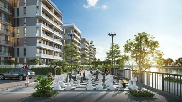 Xu hướng tìm mua căn hộ cao cấp ven sông của giới nhà giàu TP.HCM - Ảnh 1.