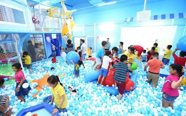 """Khu giải trí cho trẻ em rộng gần 6.000 m2 tại tổ hợp """"Wellness & Fresh"""" resort giữa Quận 7 - Ảnh 4."""