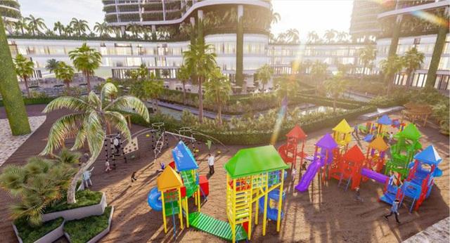 """Khu giải trí cho trẻ em rộng gần 6.000 m2 tại tổ hợp """"Wellness & Fresh"""" resort giữa Quận 7 - Ảnh 6."""