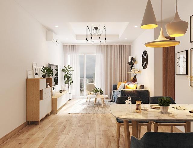 """Khám phá căn hộ mẫu """"chất từng centimet tại dự án Le Grand Jardin - Ảnh 7."""