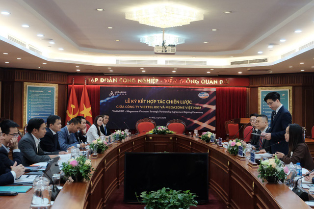 Viettel IDC and Megazone cooperate to promote cloud computing in the Korean and Vietnamese markets - Photo 3.