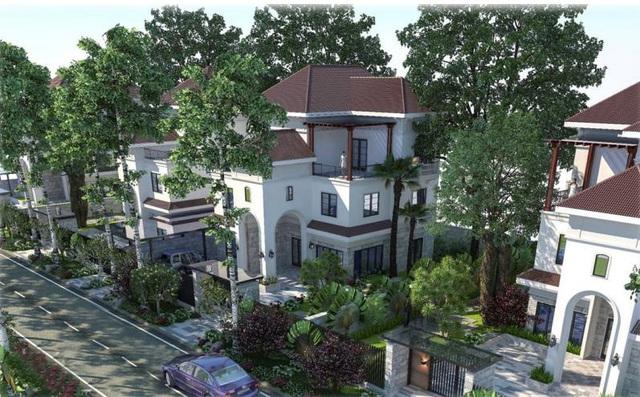Xuân An Green Park sắp ra mắt 93 căn biệt thự Emerald Villas - Ảnh 1.