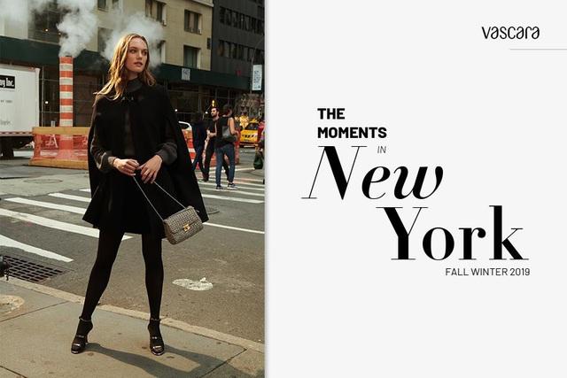 The Moment In New York - BST Thu Đông của Vascara mang cảm hứng thời trang New York đến Việt Nam - Ảnh 1.