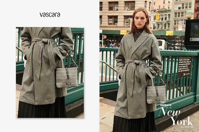 The Moment In New York - BST Thu Đông của Vascara mang cảm hứng thời trang New York đến Việt Nam - Ảnh 2.