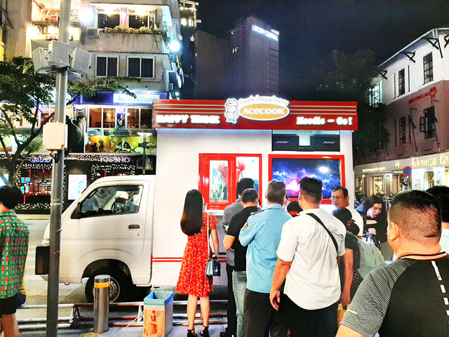 Suzuki Super Carry Pro giá chỉ từ 299 triệu đồng - Shop di động mới cho start-up Việt - Ảnh 2.
