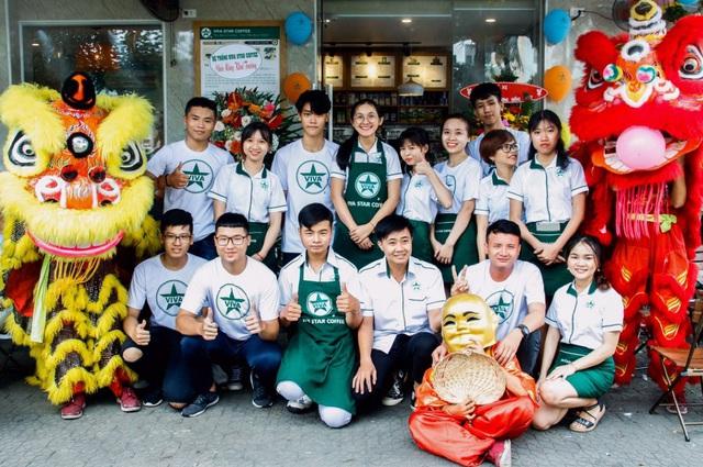 Viva Star Coffee – Không chỉ là chuỗi nhượng quyền cà phê thương hiệu Việt - Ảnh 2.