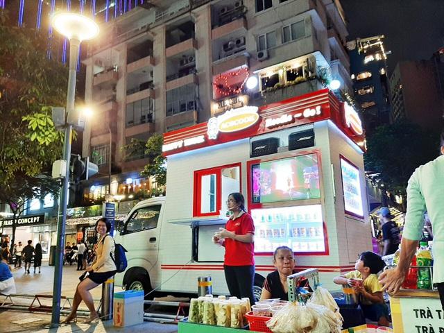 Suzuki Super Carry Pro giá chỉ từ 299 triệu đồng - Shop di động mới cho start-up Việt - Ảnh 3.
