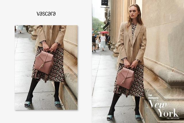 The Moment In New York - BST Thu Đông của Vascara mang cảm hứng thời trang New York đến Việt Nam - Ảnh 4.