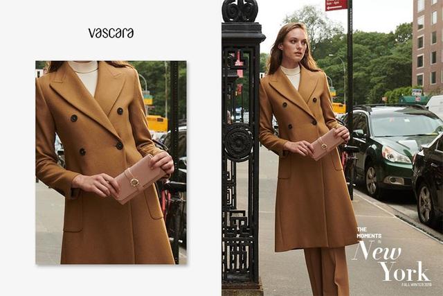 The Moment In New York - BST Thu Đông của Vascara mang cảm hứng thời trang New York đến Việt Nam - Ảnh 5.